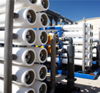 Membrane Based Water Treatment Plant