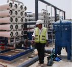 Desalination Post Treatment Plant